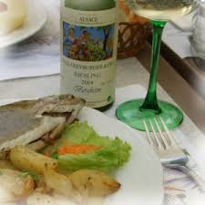 alsace cuisine recipes interfrance truite au bleu recipe alsatian trout fish cuisine