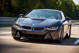 bmw i8 gold bmw i8 supercar plugged in and powered up car guy chronicles