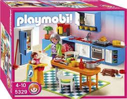 playmobil 5329 cuisine playmobil fnac