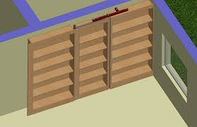 Best Wood To Build A Bookcase How To Build A Hidden Door Bookshelf 6 Steps With Pictures