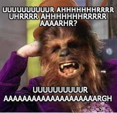 Funny Wonka Memes - condescending wonka meme but with chewbacca i laughed harder than