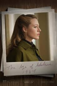 click to view extra large poster image for the age of adaline
