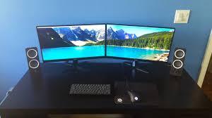 my minimal desk setup imgur