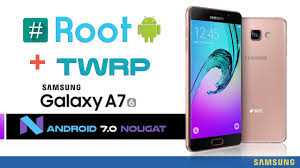 account recovery android root and install twrp recovery samsung galaxy a7 2016 android 7 0