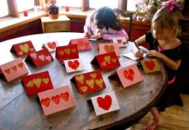 valentines kids how to make easy diy kids valentines with stuff from around your