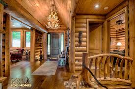Rustic Log House Plans Golden Eagle Log And Timber Homes Log Home Cabin Pictures