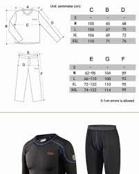 mens thermal cycling jacket men quick dry thermal underwear men warm long johns men ski jacket