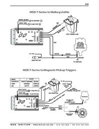 diagram mallory distributor wiring diagram