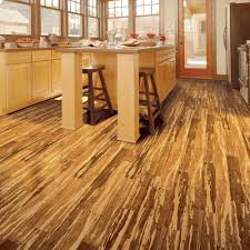 Kitchen Laminate Flooring Ideas Inspiring Bamboo Laminate Flooring Applied For Contemporary Dining