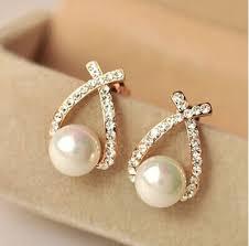 in earrings shopping 2016 fashion gold stud earrings brincos