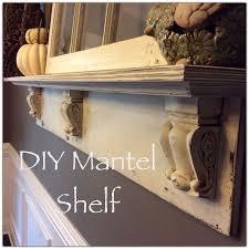 Fireplace Mantel Shelves Plans by Best 25 Wood Mantel Shelf Ideas On Pinterest Rustic Mantle