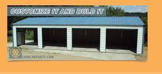 100 steel garage kits house plan menards home kits metal