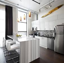 Kitchen Interior Factory Loft Kitchen Interior Design Toronto Contemporary