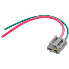 accel 170072 hei battery u0026 tachometer pigtail connector gm hei