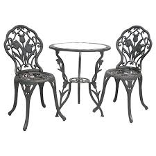Indoor Bistro Table And 2 Chairs 32 Best Party Of Two Images On Pinterest Bistro Set 3 Piece And