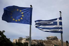 Greek Flag Background Could A Digi Drachma Avert A Grexit