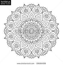 824 mandala flower images mandalas coloring