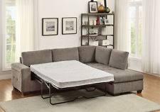 Chaise Sleeper Sofa Sectional Sleeper Sofa Ebay