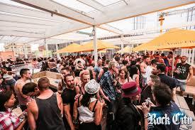 rock city melbourne dance party