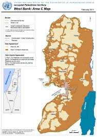 Un Map Maps The Occupation Of The West Bank Al Jazeera America