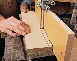 bandsaw resawing popular woodworking magazine