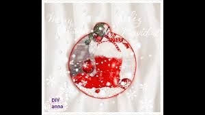 decoupage christmas wooden decoration diy ideas decorations craft