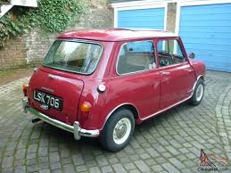 mini minor mk1 1959