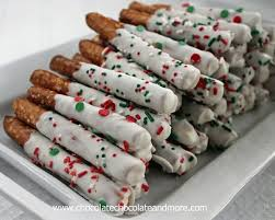 Where To Buy Chocolate Covered Pretzel Rods White Chocolate Dipped Pretzel Rods Chocolate Chocolate And More