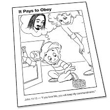 ten commandments coloring pages ten commandments for kids coloring