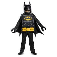batman lego movie deluxe child costume m walmart com