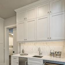 white shaker corner kitchen cabinet blind corner base left or right white shaker blind 36 42