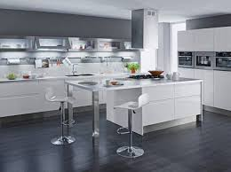 ilot central cuisine lapeyre une cuisine design pour un intérieur contemporain décoration