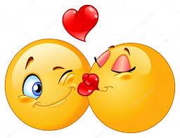 kissing stock vectors royalty free kissing illustrations