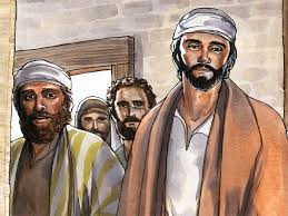 free bible images after healing peter u0027s mother in law jesus