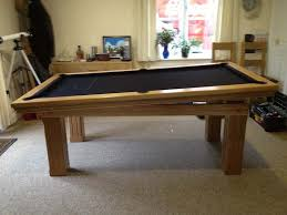 Awesome Dining Room Pool Table Pictures Room Design Ideas - Pool table disguised dining room table
