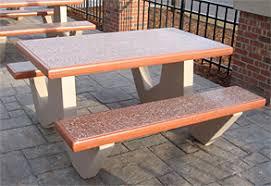 concrete tables for sale concrete picnic tables for sale home decorating ideas