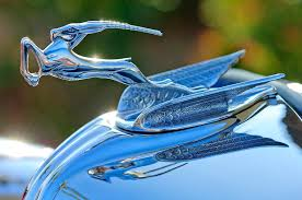 1933 chrysler imperial ornament 2 photograph by reger