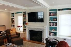 Window Seat Bookshelves Fireplace With Built In Bookshelves U2013 Kopimism