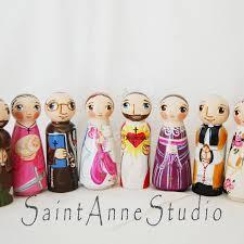 catholictoys saint dolls catechesis good by saintannestudio