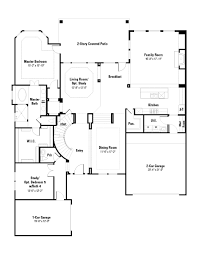 Grandview Homes Floor Plans by Cypress Floor Plan At Crystal Falls The Fairways And Grand View In