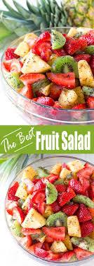 best 25 easy fruit salad ideas on ambrosia salad