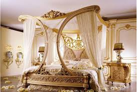 Expensive Bedroom Designs Royal Cleopatra Bed Frame In Gold With Glamoroys Expensive Design