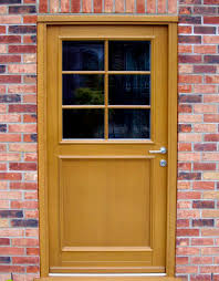 exterior awesome of front of deign ideas with wooden yellow color