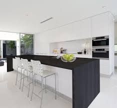 are black and white kitchens in style kitchens in black trend and style cosentino hong kong