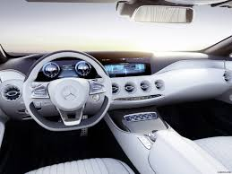 mercedes benz s class coupe concept 2013 interior hd