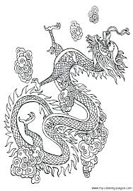 chinese dragon coloring pages easy new year dragon coloring page new year dragon coloring page dragon