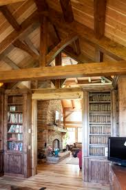 Log Cabin Home Decor 703 Best Timber Frame Images On Pinterest Timber Frames Timber