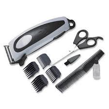 jual alat dan mesin cukur rambut perlengkapan salon alat pencukur rambut elektrik hair clipper elevenia