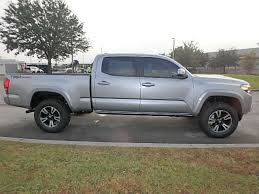 Tacoma Bed Width 2017 New Toyota Tacoma Trd Sport Double Cab 6 U0027 Bed V6 4x2