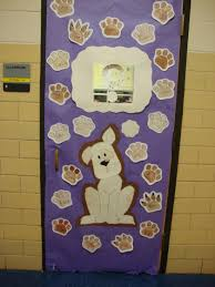 Red Ribbon Door Decorating Ideas Paws And Think Doing Drugs Stinks Door Decoration